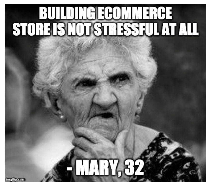 Starting a successful ecommerce business